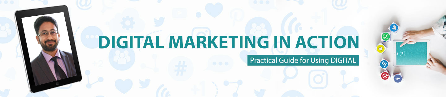 Digital Marketing in Action Practical guide for using DIGITAL